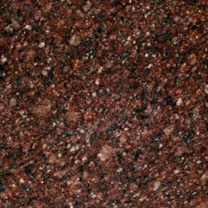 Red-brown natural Ukrainian granite - Carpazi