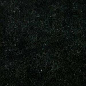 Black natural Ukrainian stone - Gabbro
