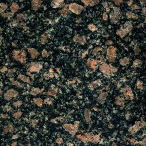 Taupe natural Ukrainian granite - Leopard