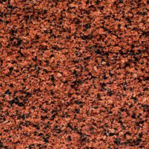 Red natural Ukrainian granite - Maple Red