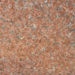 Light Red natural Ukrainian granite - Maroon Black