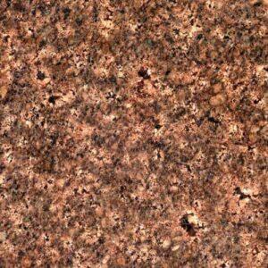 Brown natural Ukrainian granite - Star of Ukraine