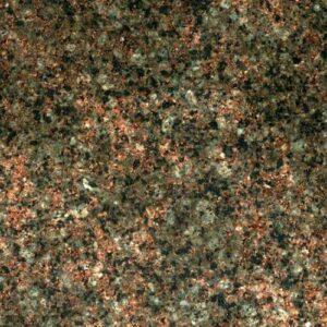 Green-brown natural Ukrainian granite - Ukrainian Autumn